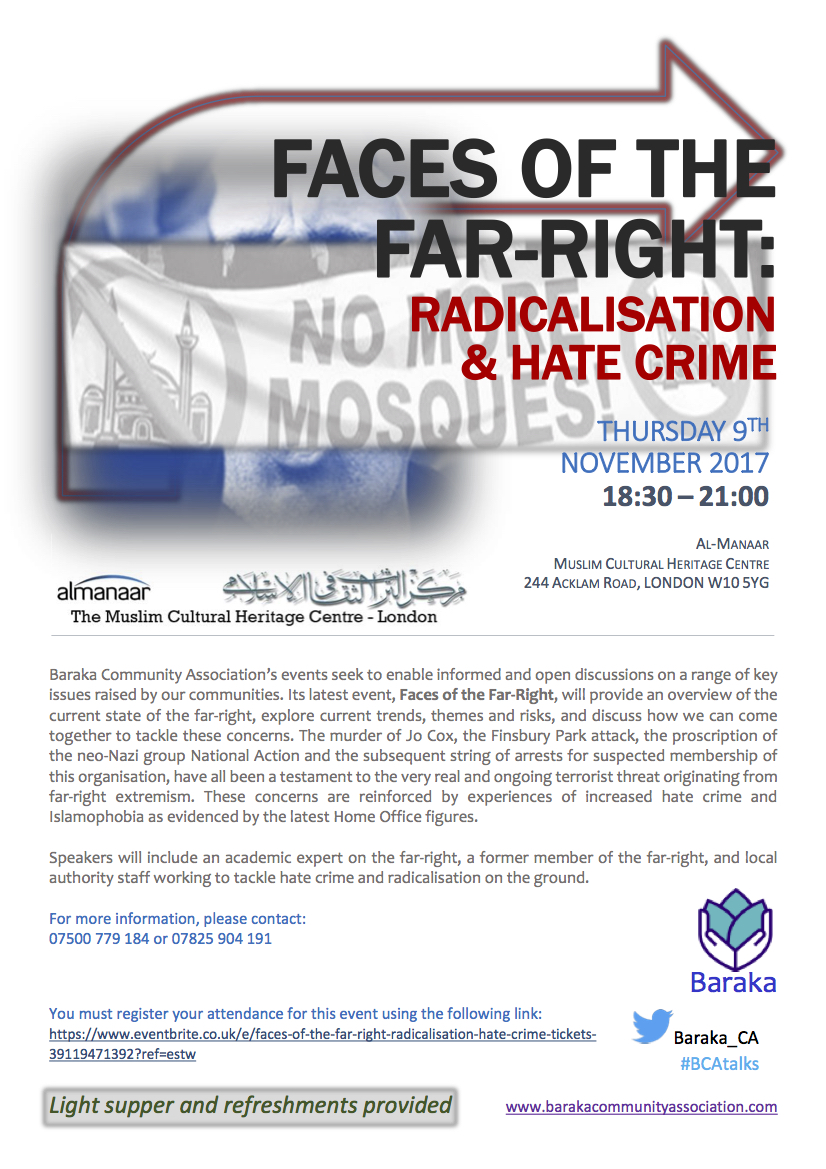 Faces of the Far-Right Leaflet